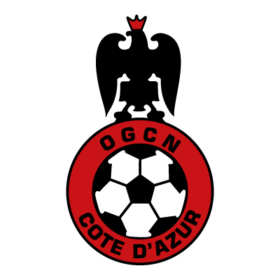 OGC Nice logo vector