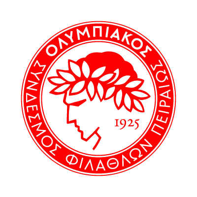 Olympiakos CFP (1925) logo vector