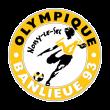 Olympique Noisy-le-Sec Banlieue 93 vector logo