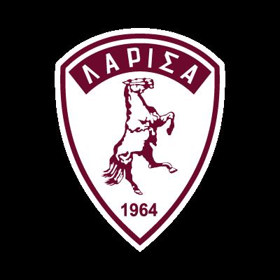 PAE AE Larissas 1964 logo vector