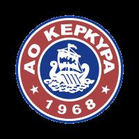 PAE AO Kerkyra vector logo