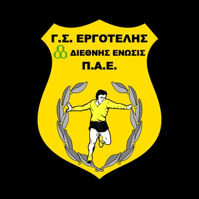 PAE Diethnis Enosis Ergotelis logo vector