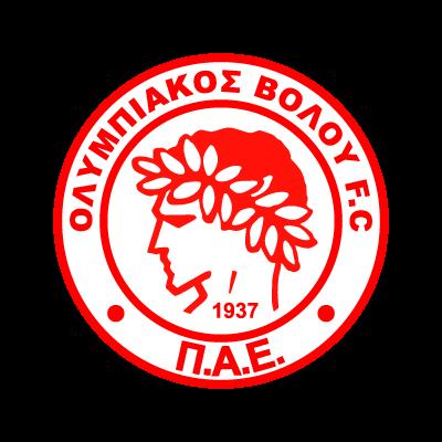 PAE Olympiakos Volou logo vector