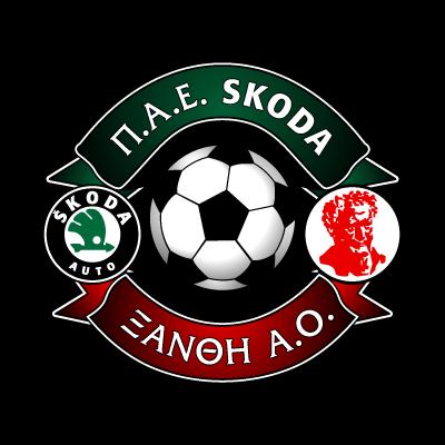 PAE Skoda Xanthi AO logo vector