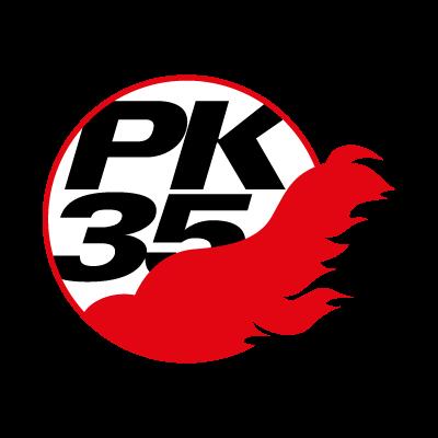 Pallokerho-35 logo vector