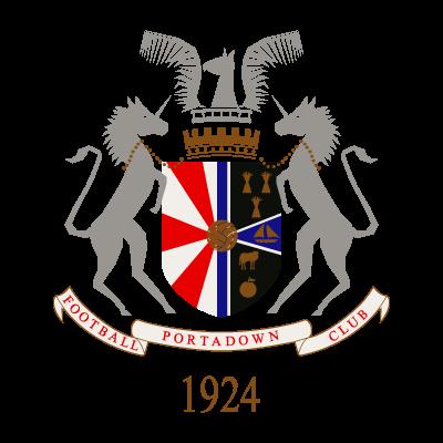 Portadown FC logo vector