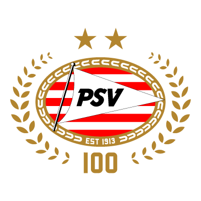 PSV Eindhoven (100 Years) vector logo