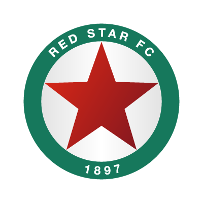 Red Star FC (2012) logo vector
