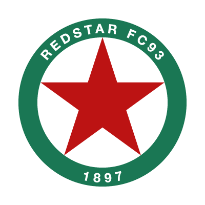 Red Star FC 93 (Old) logo vector