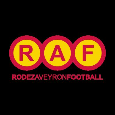 Rodez Aveyron Football logo vector