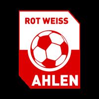 Rot-WeiB Ahlen vector logo