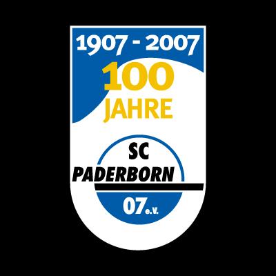SC Paderborn 07 (Jahre) logo vector