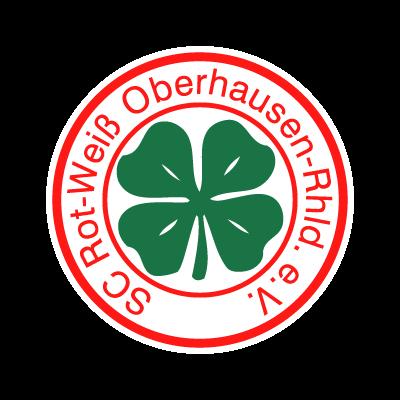 SC Rot-WeiB Oberhausen logo vector