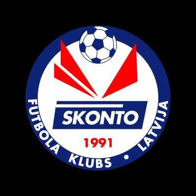 Skonto FK logo vector