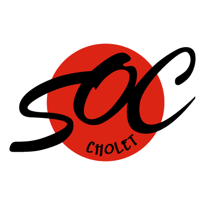 SO Cholet (Old) logo vector