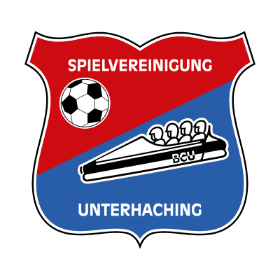 SpVgg Unterhaching (Old) logo vector