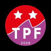 Tarbes Pyrenees Football vector logo