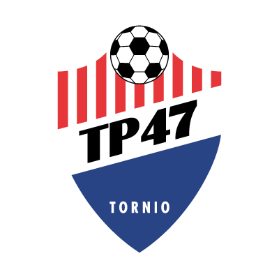 Tornion Pallo-47 logo vector