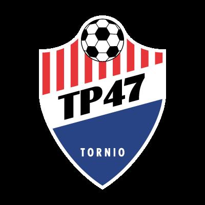 Tornion Pallo-47 vector logo