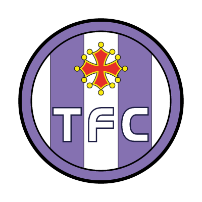 Toulouse FC logo vector