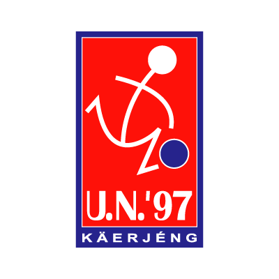 UN Kaerjeng'97 vector logo
