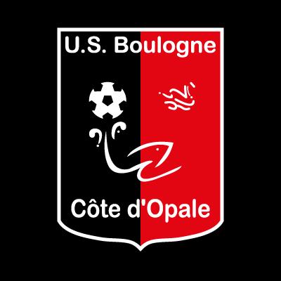US Boulogne Cote d'Opale logo vector