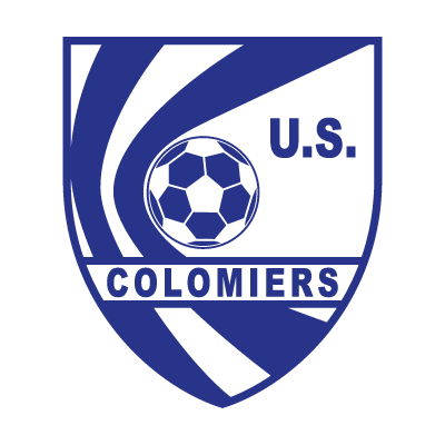 US Colomiers logo vector