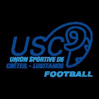 US Creteil-Lusitanos (2013) vector logo