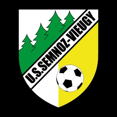 US Semnoz-Vieugy vector logo