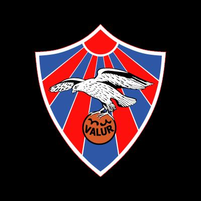 Valur Reykjavik (1911) logo vector