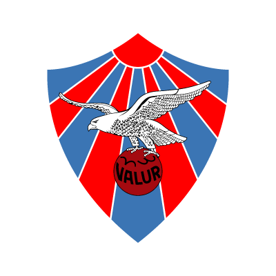 Valur Reykjavik vector logo
