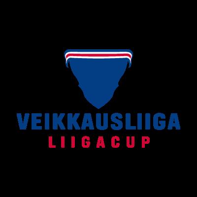 Veikkausliiga Liigacup logo vector