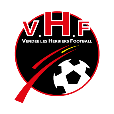 Vendee Les Herbiers Football vector logo