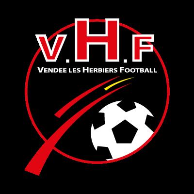 Vendee Les Herbiers Football vector logo