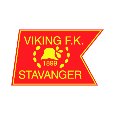Viking FK logo vector