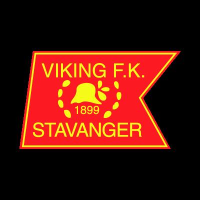 Viking FK vector logo