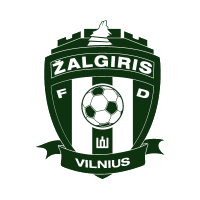 VMFD Zalgiris (Current) vector logo