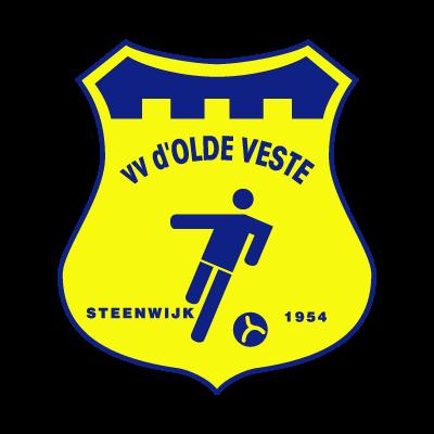 VV d'Olde Veste '54 logo vector