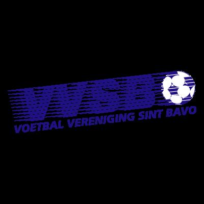 VV Sint Bavo vector logo