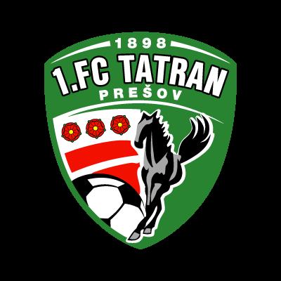 1. FC Tatran Presov logo vector
