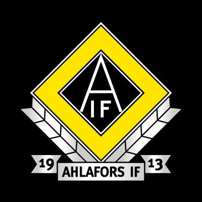 Ahlafors IF logo vector