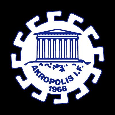 Akropolis IF logo vector