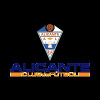 Alicante C.F. (2009) vector logo