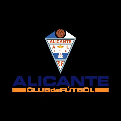 Alicante C.F. (2009) logo vector