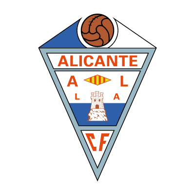 Alicante C.F. logo vector