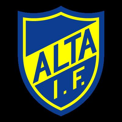 Alta IF logo vector