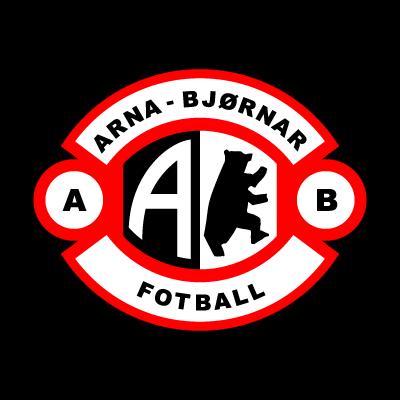 Arna-Bjornar Fotball logo vector