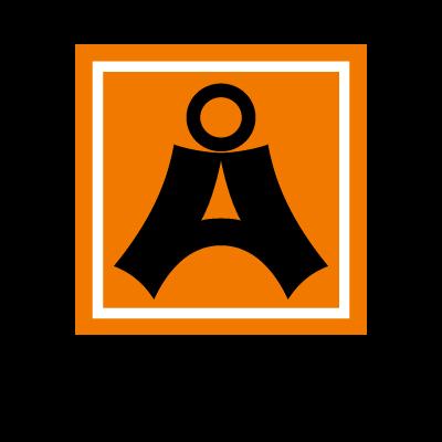 Asane Fotball logo vector