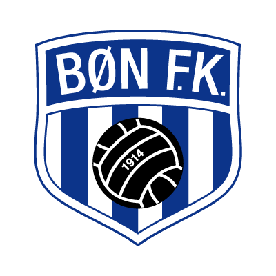 Bon FK logo vector