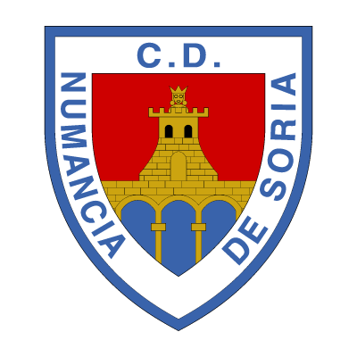 C.D. Numancia de Soria logo vector